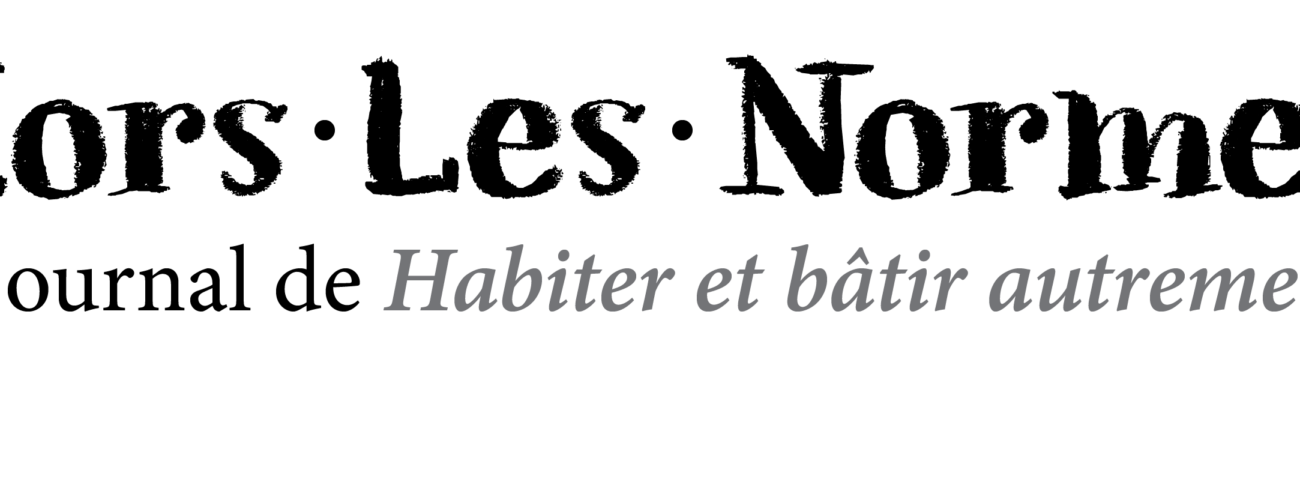Hors Les Normes (home)