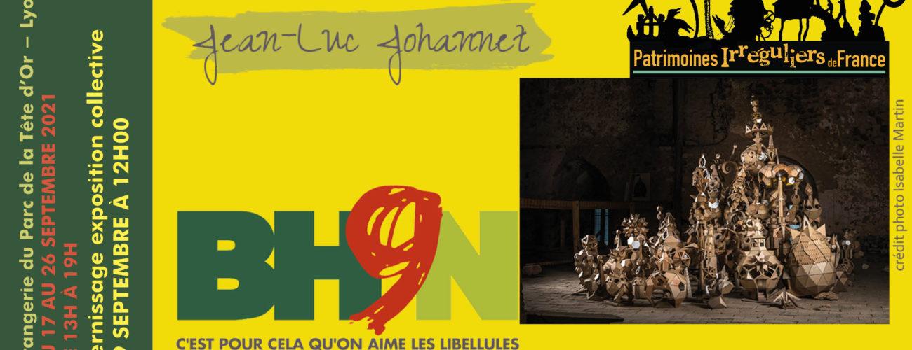 PiF présente Jean-Luc Johannet à la 9ème BHN de Lyon